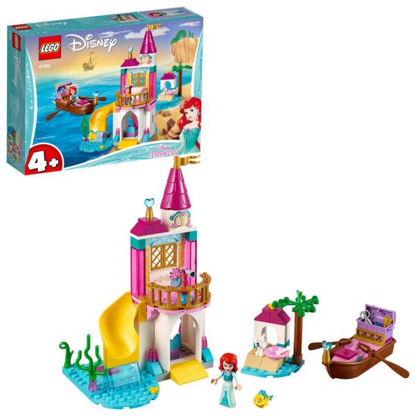 41160 - Il castello sul mare di Ariel - Disney Princess - Toys Center DISNEY PRINCESS Unisex 12+ Anni, 3-5 Anni, 5-8 Anni, 8-12 Anni PRINCIPESSE DISNEY