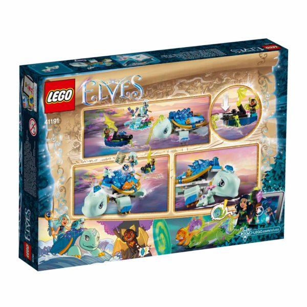 LEGO ELVES ALTRI 41191 - Naida e l'agguato della tartaruga acquatica - Lego Elves - Toys Center Femmina 12+ Anni, 5-8 Anni, 8-12 Anni