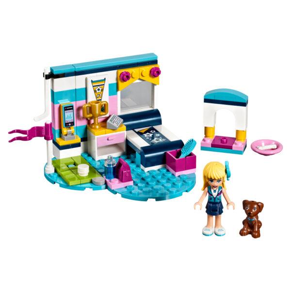 LEGO FRIENDS ALTRI LEGO 41328 - La cameretta di Stephanie Femmina 12+ Anni, 5-8 Anni, 8-12 Anni