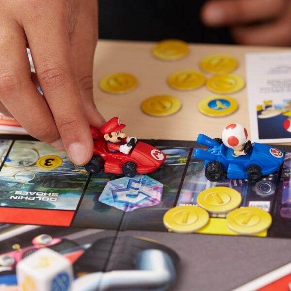 ALTRI MONOPOLY Unisex 12+ Anni, 5-8 Anni, 8-12 Anni Monopoly Gamer Mario Kart - Monopoly - Toys Center
