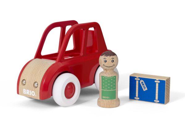 BRIO City Car - Brio My Home Town - Toys Center BRIO MY HOME TOWN Unisex 12-36 Mesi, 3-5 Anni, 5-8 Anni, 8-12 Anni ALTRI