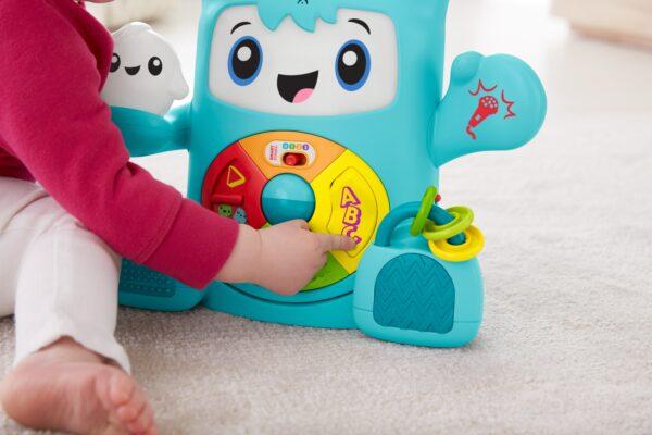 FISHER-PRICE ALTRI Fisher-Price - Smart Moves Rockit - Fisher-price - Toys Center Unisex