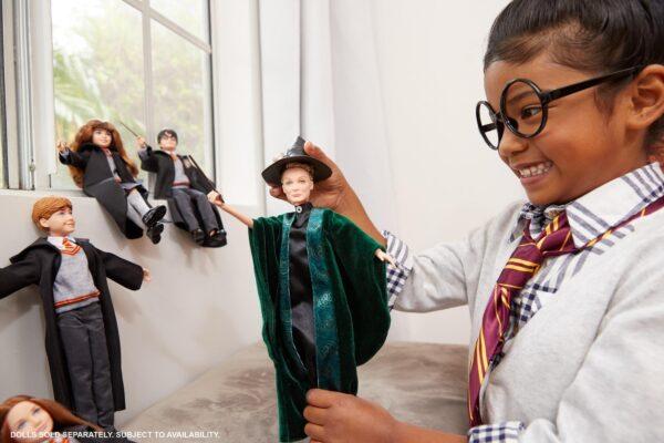 Harry Potter e la Camera dei Segreti - personaggio di PROFESSORESSA McGRANITT - Altro - Toys Center Unisex 12+ Anni, 5-8 Anni, 8-12 Anni HARRY POTTER ALTRO