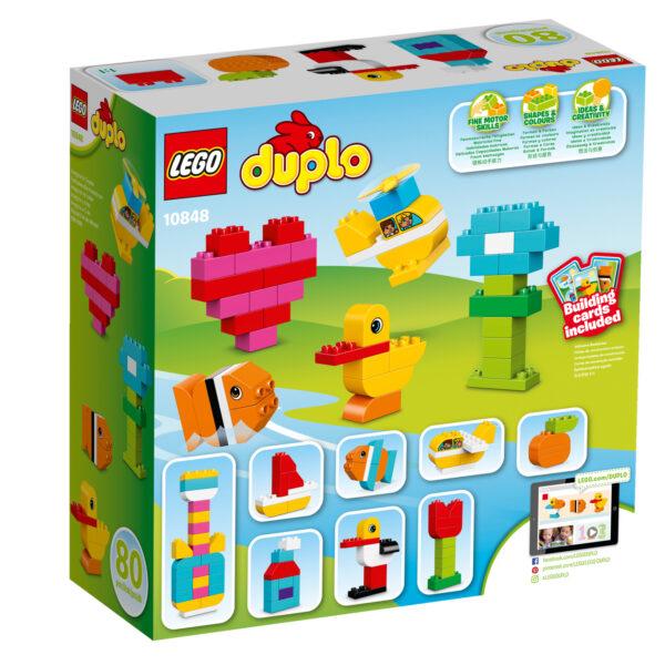 10848 - I miei primi mattoncini ALTRI Unisex 0-2 Anni, 3-4 Anni LEGO DUPLO