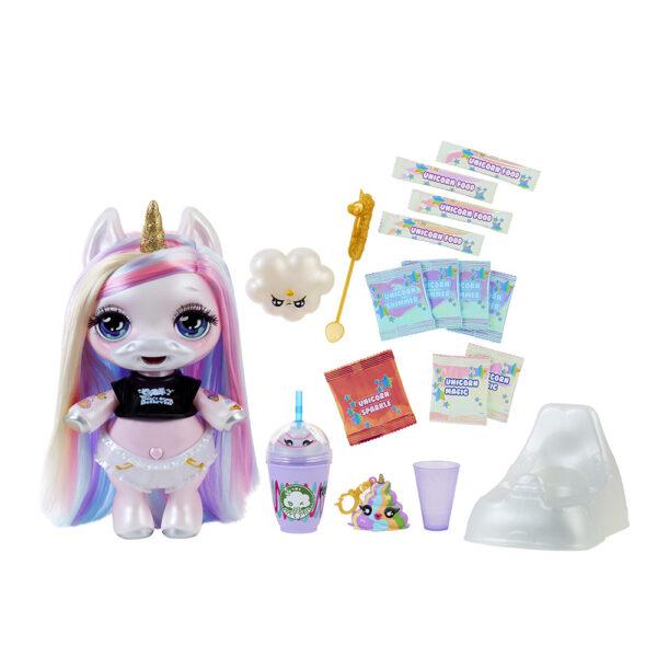 Giochi Preziosi - Poopsie Unicorn, slime colore segreto, profumato e glitterato - Altro - Toys Center ALTRI Femmina 8-12 Anni ALTRO