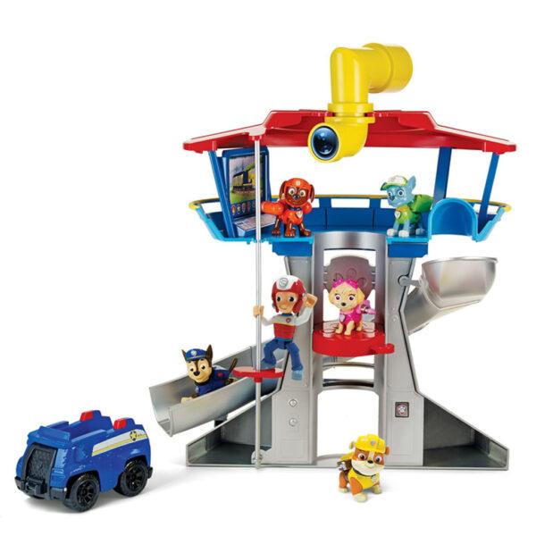 PAW PATROL - Paw Patrol Head Quarter Playset - Spin Master - Giochi per l'infanzia