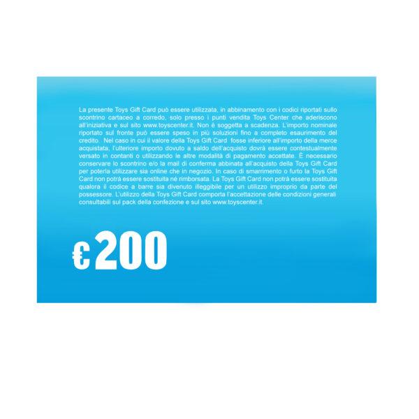 Gift Card 200 - Gift Card
