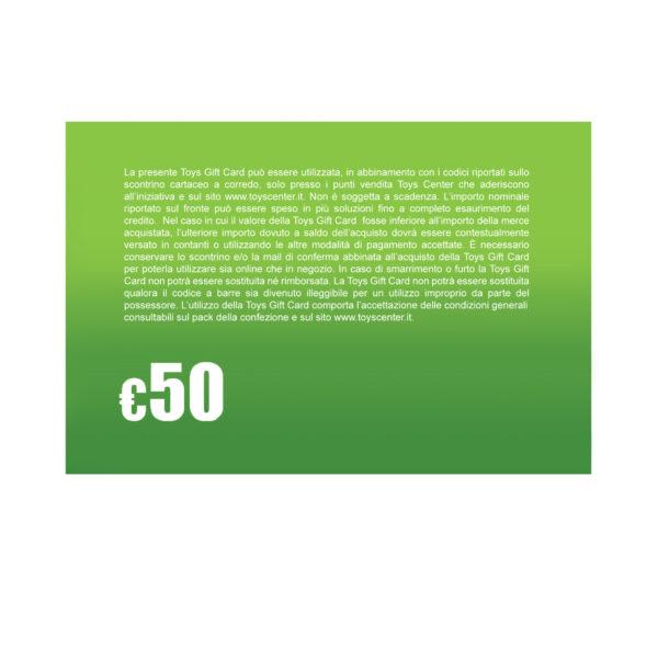 Gift Card 50 - Gift Card
