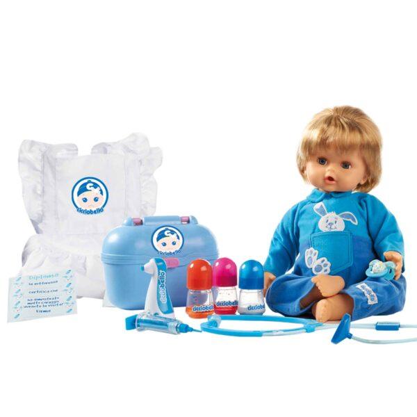 Giochi Preziosi - Cicciobello Bua Dlx Piccola Dott. - Cicciobello - Toys Center - Cicciobello - Bambolotti e accessori
