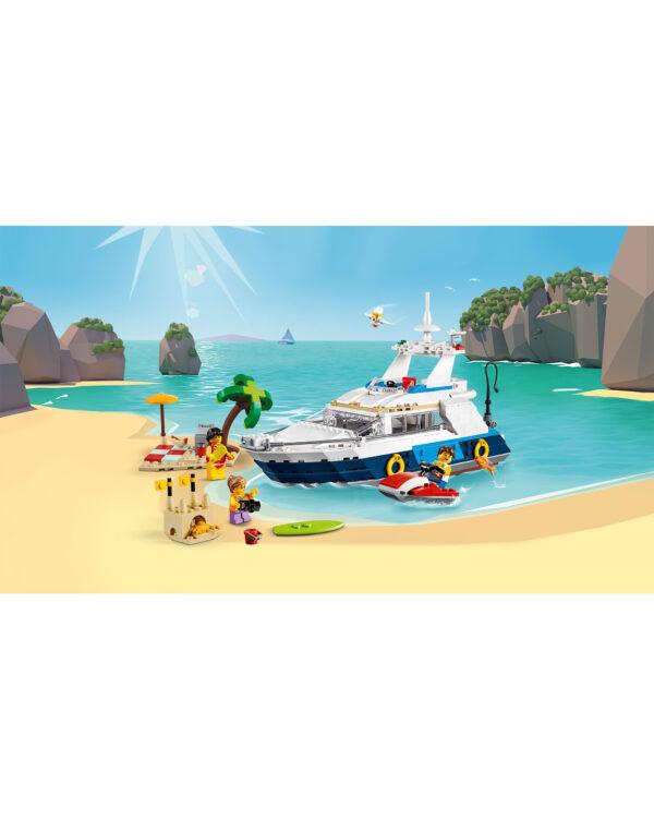 31083 - Avventure in mare - Lego Creator - Toys Center - LEGO CREATOR - Costruzioni