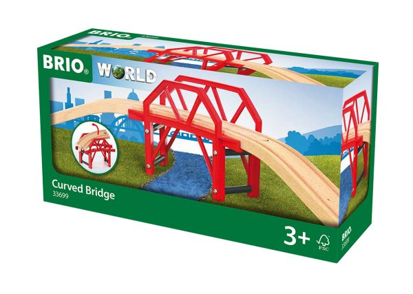 BRIO ponte - BRIO Accessori - BRIO railway - BRIO - Linee BRIO Unisex 12-36 Mesi, 3-5 Anni, 5-8 Anni ALTRI
