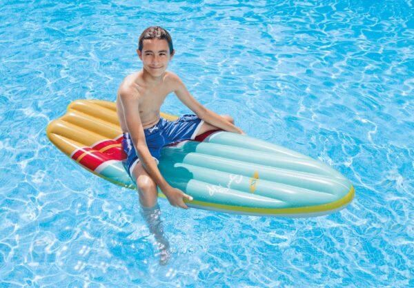 ALTRO ALTRI MATERASSINO SURF 178X69 CM - Altro - Toys Center Unisex 12+ Anni