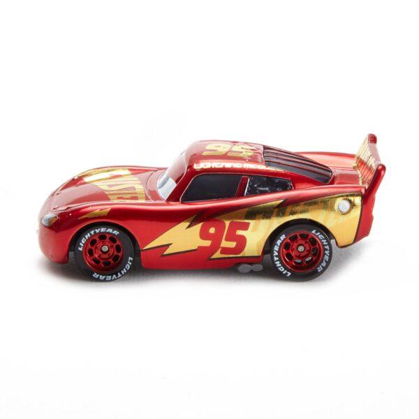 DISNEY - PIXAR CARS Cars - Saetta McQueen Rust-eze Racing Center Veicolo Personaggio Die-cast - DXV45 Maschio 12-36 Mesi, 12+ Anni, 3-5 Anni, 5-8 Anni, 8-12 Anni