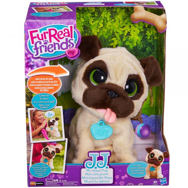 J.J Jump Up - Fur Real - Toys Center FUR REAL Femmina 3-5 Anni, 5-8 Anni ALTRI