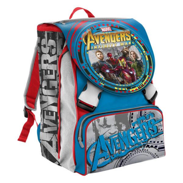 ZAINO SDOPPIABILE BIG AVENGERS - Marvel - Toys Center - Marvel