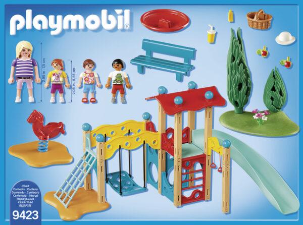 PLAYMOBIL - FAMILY FUN ALTRI PARCO GIOCHI DEI BAMBINI Unisex 5-8 Anni, 8-12 Anni