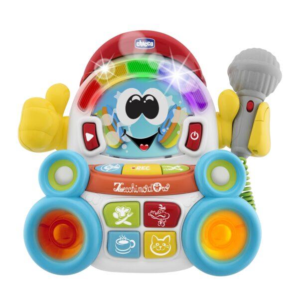 SOGNY IL CANTANTE - Chicco - Toys Center Chicco Unisex 12-36 Mesi ALTRI