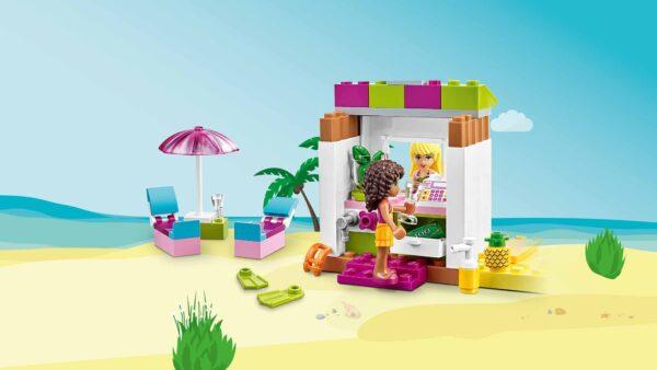 ALTRI LEGO JUNIORS Unisex 3-4 Anni, 5-7 Anni 10747 - Vacanze al mare