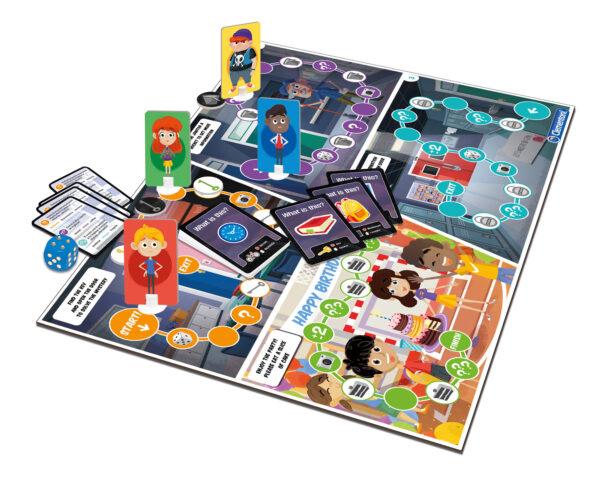 MYSTERY ENGLISH - ALTRO - Giochi da tavolo e puzzle