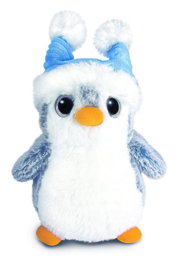 AMI PLUSH Pinguino 23 cm AMI PLUSH Unisex 0-12 Mesi, 12-36 Mesi, 3-5 Anni, 5-8 Anni, 8-12 Anni TOYS CENTER