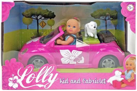LOLLY KID AND CABRIOLET ALTRI Femmina 12-36 Mesi, 12+ Anni, 3-5 Anni, 5-8 Anni, 8-12 Anni LOLLY