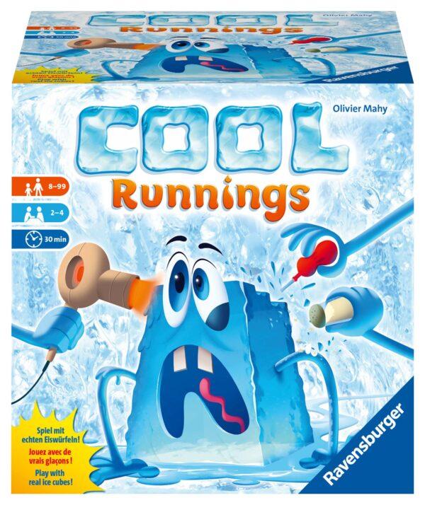 Cool runnings - Gioco di società Ravensburger RAVENSBURGER CLASSIC Unisex 12+ Anni, 8-12 Anni ALTRI