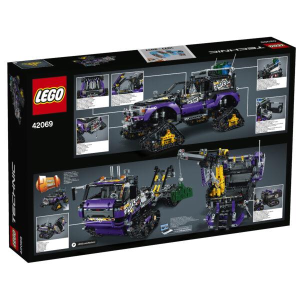 LEGO TECHNIC - Avventura estrema - 42069 ALTRI Maschio 12+ Anni, 8-12 Anni LEGO TECHNIC