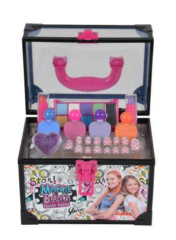 ALTRO Maggie & Bianca Maggie e Bianca Case Make Up - Altro - Toys Center Femmina 12+ Anni, 3-5 Anni, 5-8 Anni, 8-12 Anni