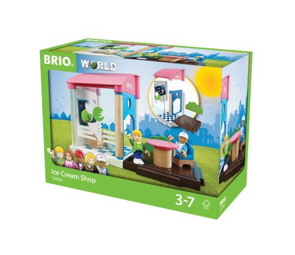 BRIO gelateria BRIO Unisex 12-36 Mesi, 3-4 Anni, 3-5 Anni, 5-7 Anni, 5-8 Anni ALTRI