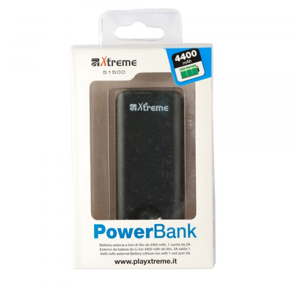 XTREME ALTRI Power Bank - SUPERMAN - Personaggi Unisex 12+ Anni, 5-8 Anni, 8-12 Anni
