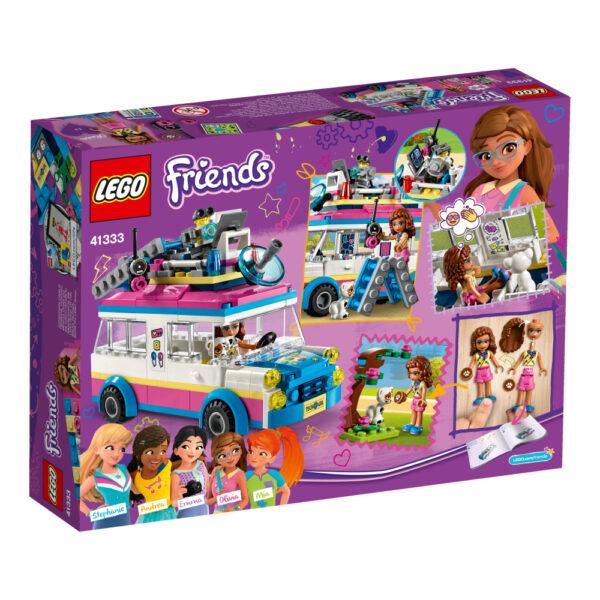 41333 - Il veicolo delle missioni di Olivia - Lego Friends - Toys Center - LEGO FRIENDS - Costruzioni