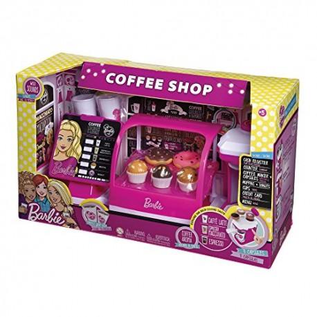 COFFE SHOP DI BARBIE GRANDI GIOCHI Femmina 12+ Anni, 8-12 Anni ALTRI
