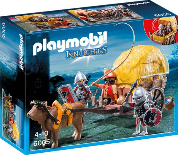 CARRO TRAPPOLA CAV. FALCONE Playmobil Knights Maschio 3-4 Anni, 3-5 Anni, 5-7 Anni, 5-8 Anni, 8-12 Anni ALTRI