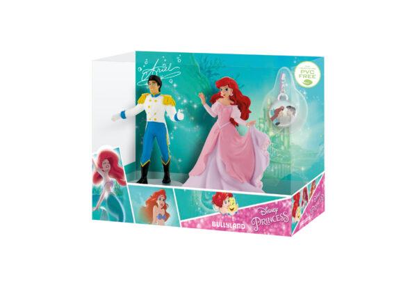 WD Ariel Double Pack - BORELLA - Marche Disney Femmina 12-36 Mesi, 12+ Anni, 3-5 Anni, 5-7 Anni, 5-8 Anni, 8-12 Anni PRINCIPESSE DISNEY