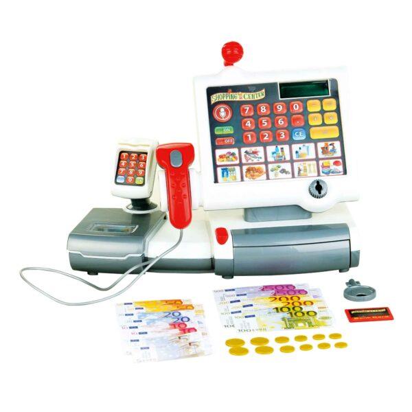 FUNNY HOME CASSA CON SCANNER - Giocattoli Toys Center FUNNY HOME Unisex 12-36 Mesi, 3-4 Anni, 3-5 Anni, 5-7 Anni, 5-8 Anni ALTRI