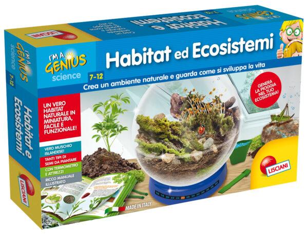 I'm a genius habitat e ecosistemi - I'M A GENIUS - Giochi educativi, musicali e scientifici