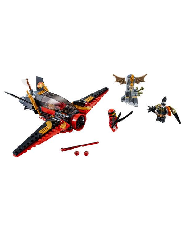 ALTRI LEGO NINJAGO Unisex 12+ Anni, 5-8 Anni, 8-12 Anni 70650 - L'ala del destino
