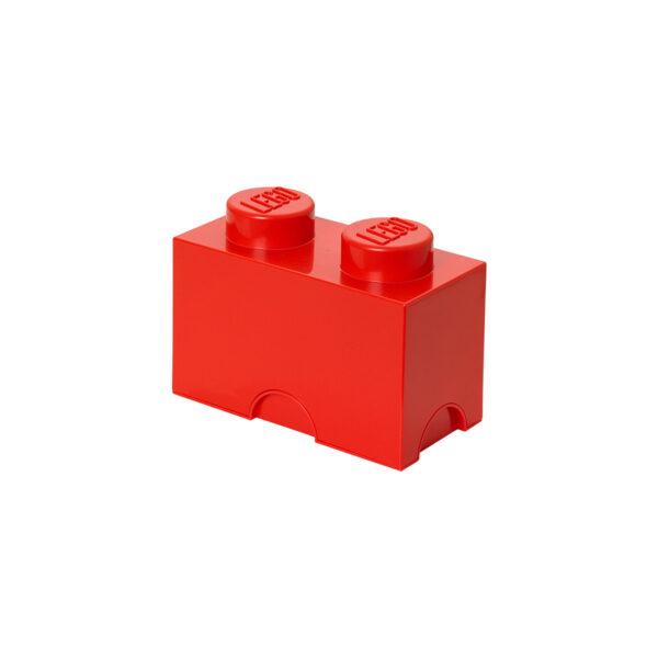Contenitore LEGO Brick 2 Rosso - Licenza Lego - LEGO - Marche ALTRO Unisex 12-36 Mesi, 12+ Anni, 3-5 Anni, 5-8 Anni, 8-12 Anni ALTRI