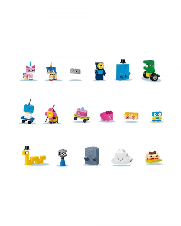 41455 - Scatola di mattoncini creativi Unikingdom ALTRI Unisex 12+ Anni, 3-5 Anni, 5-8 Anni, 8-12 Anni LEGO UNIKITTY