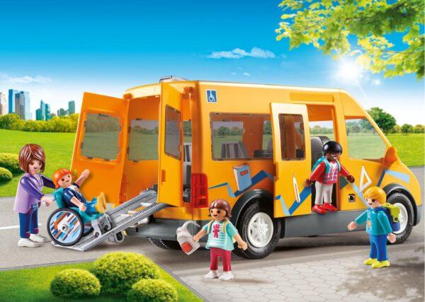 LIM.ED. SCUOLABUS ALTRI Unisex 12+ Anni, 3-5 Anni, 5-8 Anni, 8-12 Anni Playmobil City Life