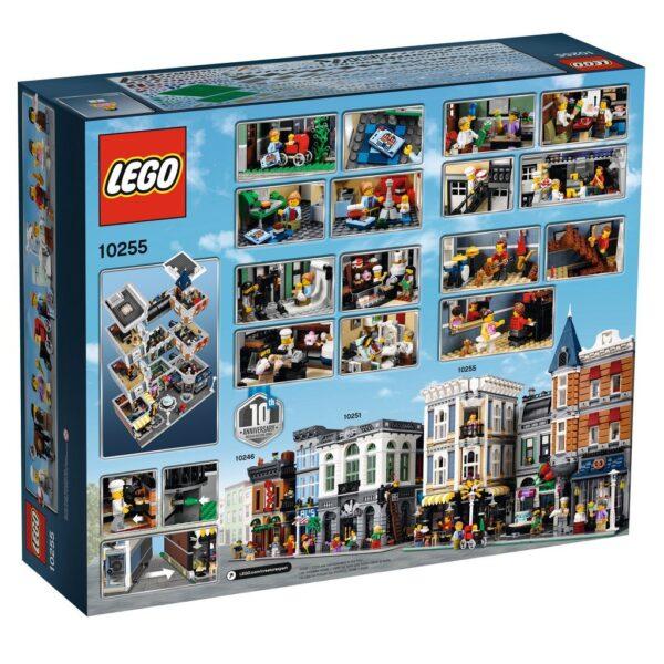 LEGO - Piazza dell'Assemblea 10255 ALTRI Maschio 12+ Anni LEGO CREATOR EXPERT