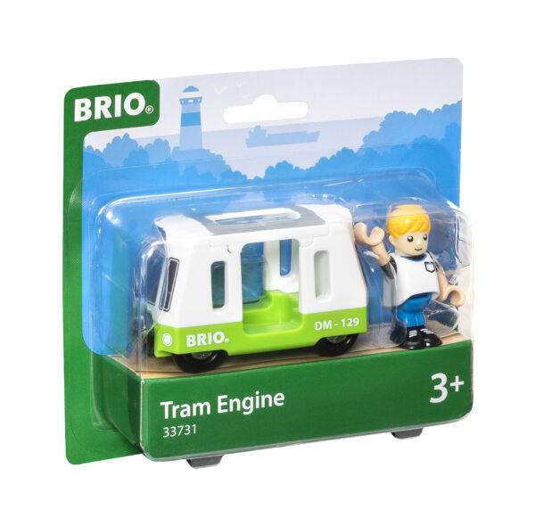 BRIO cabina del tram e personaggio BRIO Unisex 12-36 Mesi, 3-4 Anni, 3-5 Anni, 5-7 Anni, 5-8 Anni ALTRI