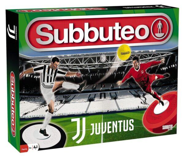 SUBBUTEO PLAYSET JUVENTUS CON 2 SQUADRE SUBBUTEO Maschio 12+ Anni, 5-8 Anni, 8-12 Anni ALTRI