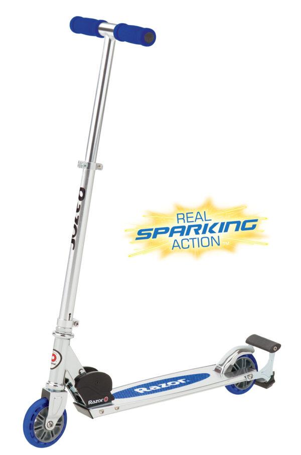 S Spark Scooter - Blue - ATHENA - Marche - RAZOR - Centrigiochi, gonfiabili e trampolini