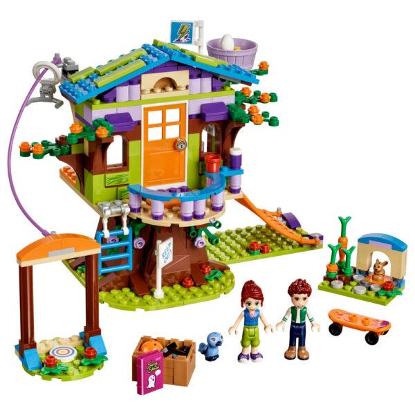 LEGO FRIENDS ALTRI LEGO 41335 - La casa sull'albero di Mia Femmina 12+ Anni, 5-8 Anni, 8-12 Anni