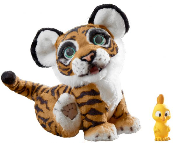 Tigrotto Tyler - Fur Real - Toys Center ALTRI Femmina 12+ Anni, 3-5 Anni, 5-8 Anni, 8-12 Anni FUR REAL