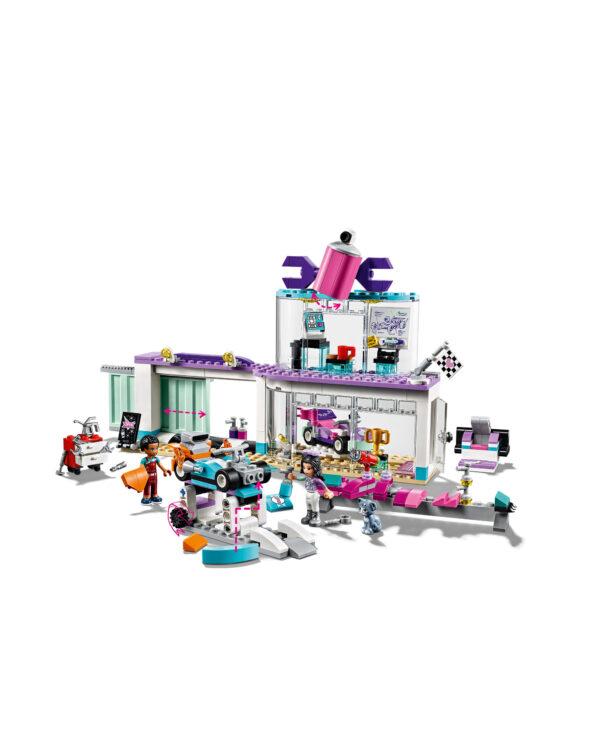 LEGO FRIENDS ALTRI LEGO 41351 - Officina creativa Unisex 12+ Anni, 5-8 Anni, 8-12 Anni