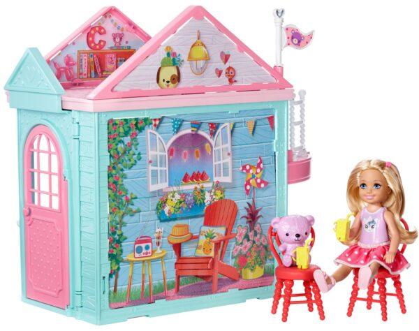 Barbie ALTRI La Casa di Chelsea Femmina 12-36 Mesi, 12+ Anni, 3-5 Anni, 5-8 Anni, 8-12 Anni