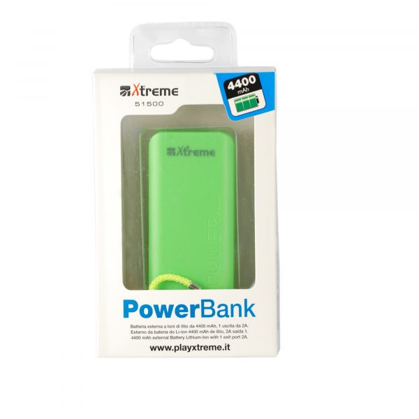 Power Bank ALTRI Unisex 12+ Anni, 5-8 Anni, 8-12 Anni XTREME