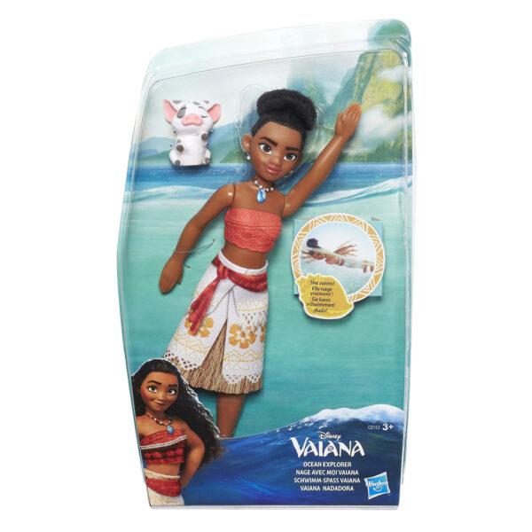 Vaiana Esploratrice dell'oceano Disney Femmina 3-4 Anni, 5-7 Anni, 5-8 Anni OCEANIA
